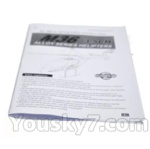 Skytech M36 parts-39 Manual