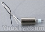 Skytech M13 Parts-21 Main motor A with black and white wire