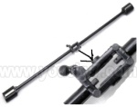 8088-34-Parts-17 Balance bar-New version(If use need buy with the new version inner shaft)