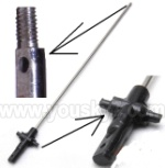 8088-34-Parts-19 Inner shaft-Ner version( You can buy with the new version balance bar together)
