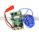 8088-34-Parts-22 Circuit board,Receiver board