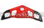 8088-34-Parts-27 Horizontal wing-Red