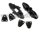 SY8088-36-parts-06 Upper main grip set & Lower main grip set
