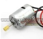 SY8088-36-parts-18 Main motor with long shaft and gear