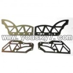 SY8088-36-parts-43 Metal frame unit(4pcs)