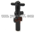 SY8088-38-parts-09 Head of the inner shaft
