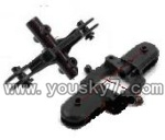 SY-8088-42-parts-11 Upper main grip set & Lower main grip set