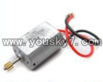 SY-8088-42-parts-18 Back main motor with long shaft and gear