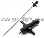 SY-8088-42-parts-20 Inner shaft with head