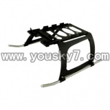 SY-SY8088-45A-parts-04 Landing skid