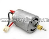 SY-SY8088-45A-parts-17 Main motor with short shaft and gear
