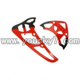 SY-SY8088-45A-parts-21 Horizontal and verticall wing