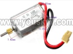 SY8088-57-parts-33 Main motor with short shaft and gear