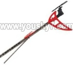 SY8088-57-parts-41 Whole tail unit-Red