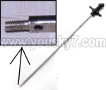 SY8088-58-parts-10 Inner shaft with head(New version,please see careful)