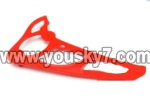 SY8088-58-parts-23 Verticall wing(Red)