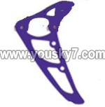 SY8088-58-parts-28 Verticall wing(Blue)