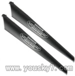 SY-8088-64-parts-05 Lower main rotor blades(2pcs)
