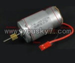 SY-8088-64-parts-13 Main motor with short shaft and gear