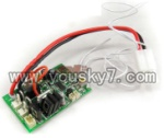 SY-8088-64-parts-15 Circuit board,Receiver board