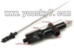 SY-8088-64-parts-21 Inner shaft with head