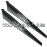 SY-8088-65-parts-05 Lower main rotor blades(2pcs)