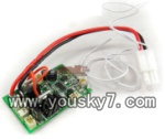 SY-8088-65-parts-15 Circuit board,Receiver board