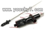 SY-8088-65-parts-21 Inner shaft with head