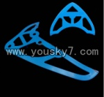 SY-8088-65-parts-23 Horizontal and vertical wing