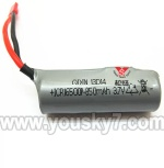SY-8088-67-parts-16 3.7v 850mh Battery