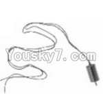 SongYang toys 8088-70 parts-20 Tail motor