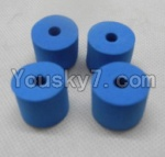 SongYang toys 8088-71 parts-36 sponge pad for the landing skid,Tripod(4pcs)
