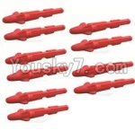 SongYang toys 8088-71 parts-39 Missiles(10pcs)
