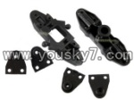 SY8088-55-parts-06 Upper main grip set & Lower main grip set