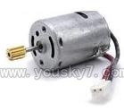 SY8088-55-parts-17 Main motor with short shaft and gear