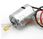 SY8088-55-parts-18 Main motor with long shaft and gear