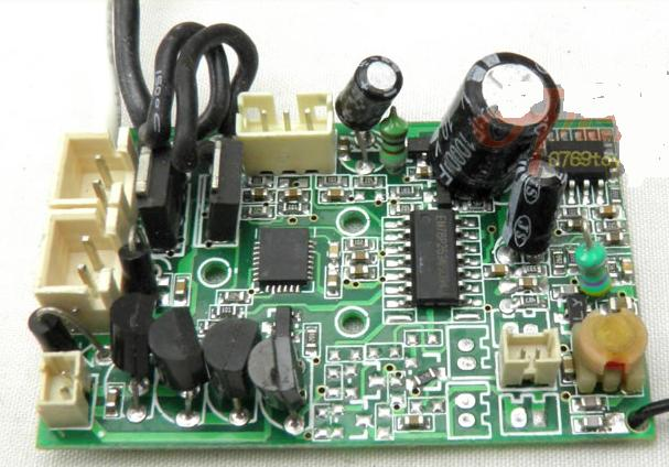 8088-34A-Parts-22 Circuit board,Receiver board