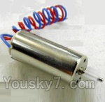 SongYang toys X11 Parts-13 Rotating Motor with red and Blue wire(1pcs)