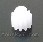 SongYang toys X11 Parts-16 Small gear(1pcs)