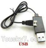 SongYang toys X11 Parts-26 USB Charger