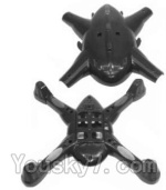 SongYang toys X13 Parts-03 Upper and bottom shell cover,Canopy