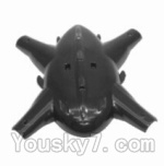SongYang toys X13 Parts-12 Upper shell cover,Upper canopy