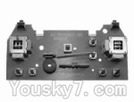 SongYang toys X13 Parts-25 Transmitter board