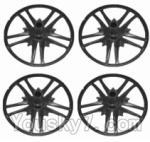 SongYang toys X13 Parts-28 Small wheel(4pcs)