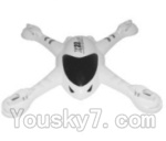 SongYang toys X22 Parts-07 Upper shell cover,Upper canopy-White