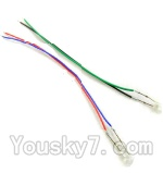SongYang toys X22 Parts-10 Light wire for the Quadcopter(2pcs)