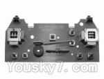 SongYang toys X22 Parts-35 Transmitter board