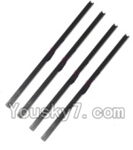SongYang toys X3 Parts-06 Square tube components(4pcs)
