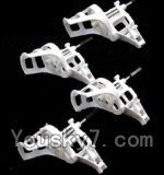 SongYang toys X6 Parts-07 Motor unit(Include the Motor seat and Main gear)-4pcs