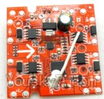 SongYang toys X7 Parts-29 Circuit board,Receiver board
